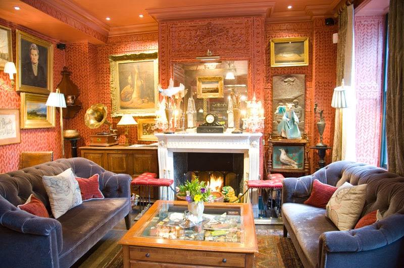 The zetter townhouse es un hotel boutique para relajarse for Hotel boutique londres
