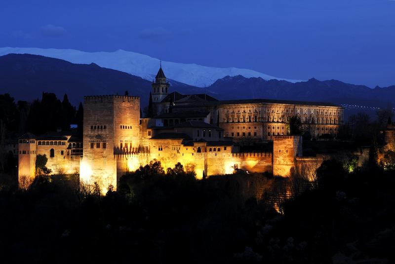 Granada fin de semana rom ntico revista viajeros - Un fin de semana romantico ...