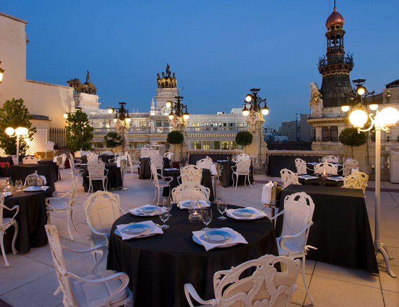 Restaurante el casino madrid casinos near kansas oklahoma borderlands