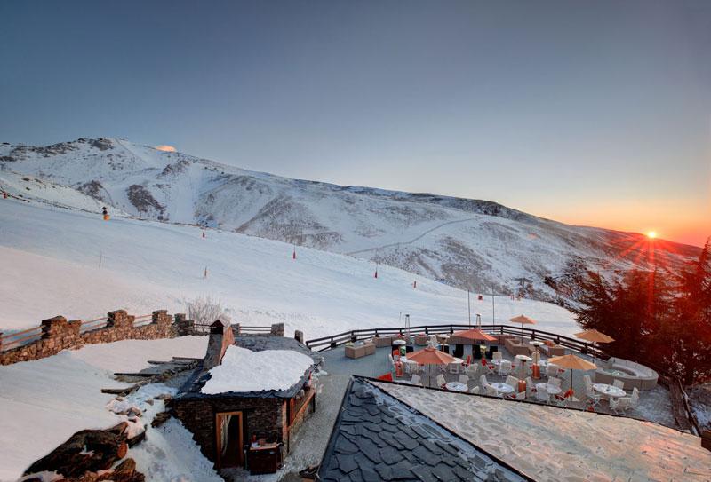 hotel refugio nevada:
