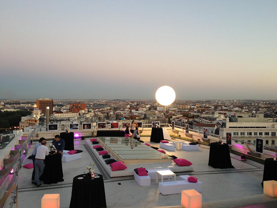 Noches de verano y terrazas en madrid for Terrazas de verano madrid