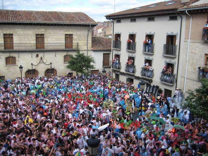 Burgos fiestas de san juan del monte en miranda de ebro for Hoteles en miranda de ebro burgos