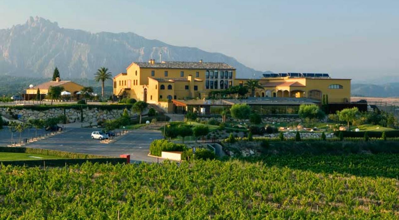 hotel can bonastre wine resort masquefa barcelona