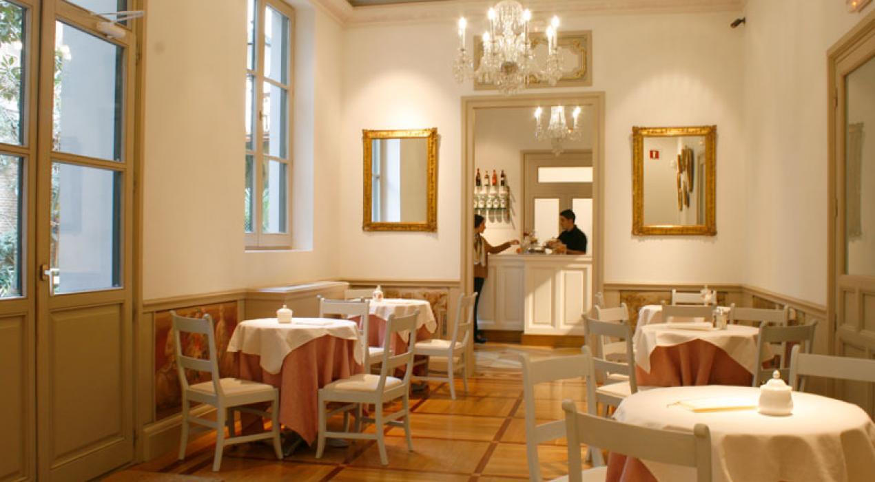 Museo Del Romanticismo Madrid.Cafe Del Museo Del Romanticismo Madrid Revista Viajeros