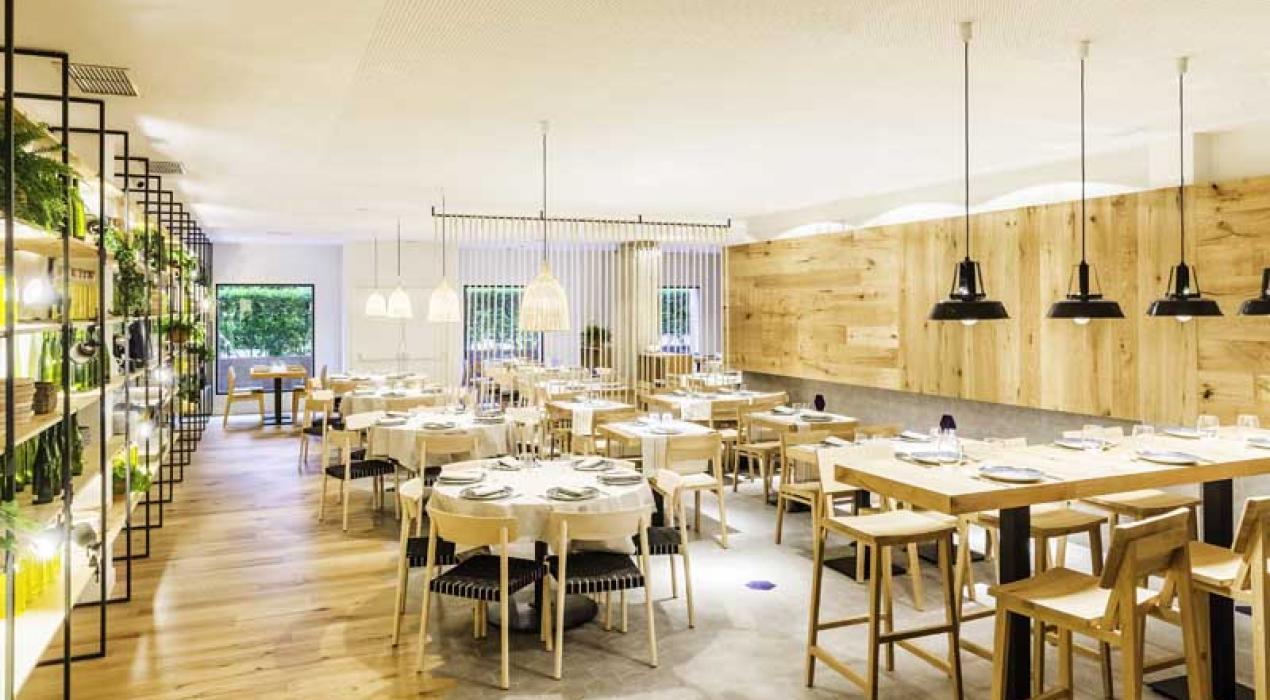 MADRID. Restaurante Gallego Atrapallada. Cocina De Mercado   Revista  Viajeros