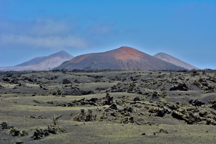 Rutas parque natural de los Volcanes. Que ver en Timanfaya. Parques Volcánicos