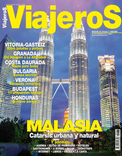 Viajeros 168. Edición de Primavera 2013