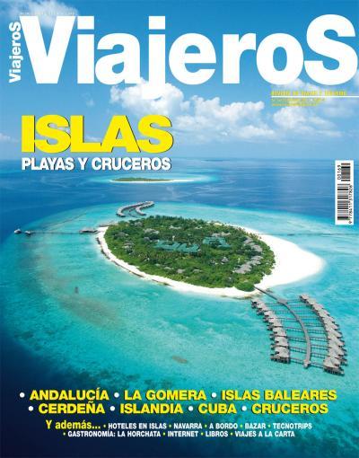 Portada Viajeros 169 Edición de verano 2013